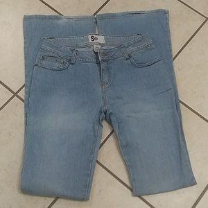 SO brand Juniors Jeans